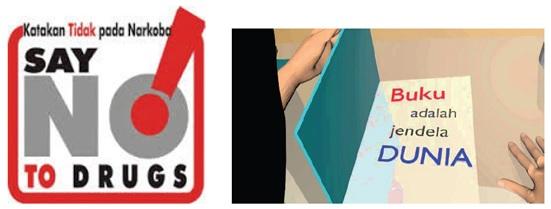 Iklan Slogan Dan Poster Lembar Kerja Siswa Bahasa Indonesia Smp Kelas Viii Kurikulum 2013 Hoesnaeni Blog S
