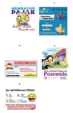 Iklan Slogan Dan Poster Lembar Kerja Siswa Bahasa Indonesia Smp